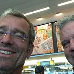 christof + helmut . jfk-airport