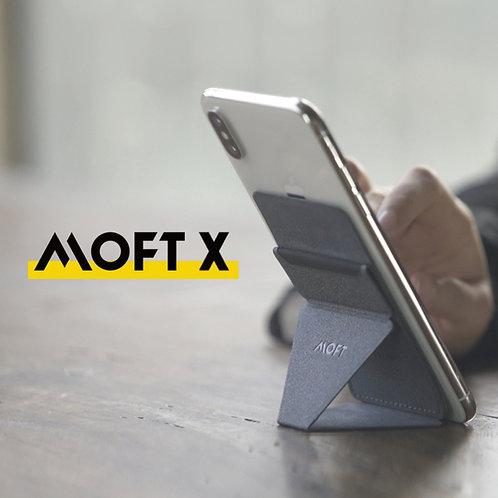 美國 MOFT X | 可摺式隱形手機支架  |  RFID Card Holder Phone Stand