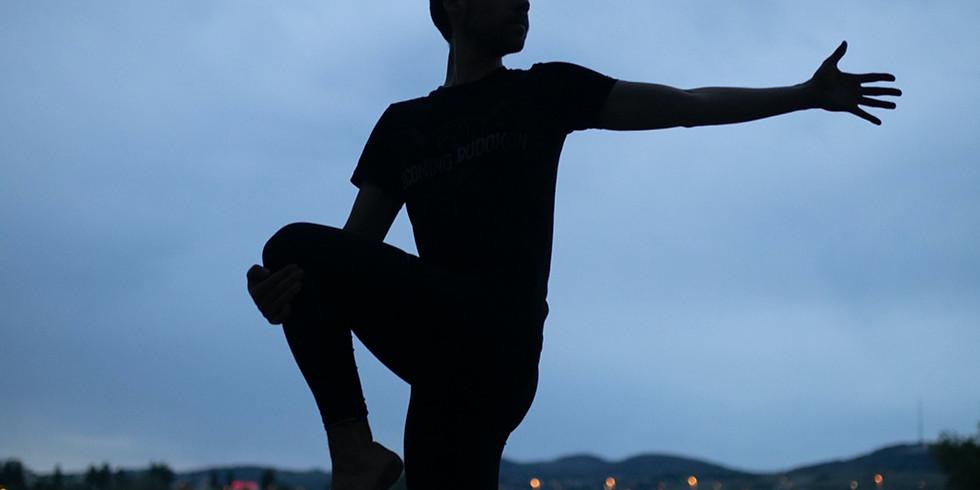 Full Moon Yoga (Outdoor)