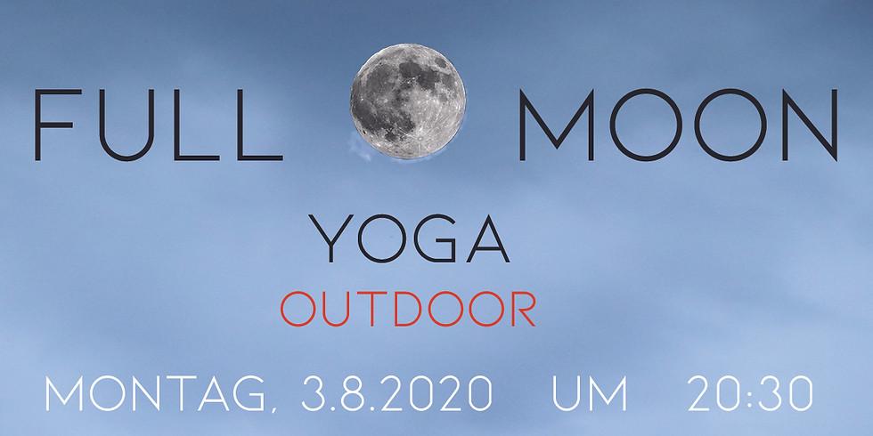 Fullmoon Yoga + LIVE Musik Act / Closure / Outdoor