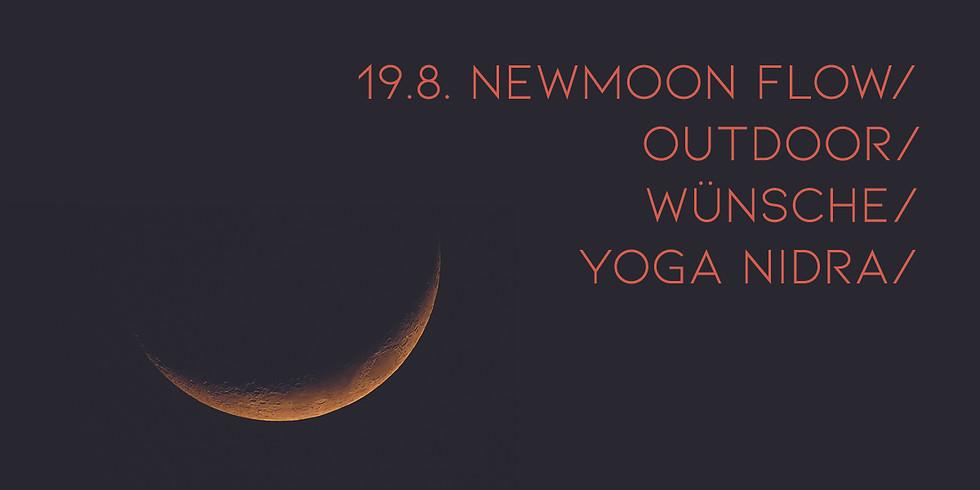 Newmoon Flow / Outdoor / Yoga Nidra