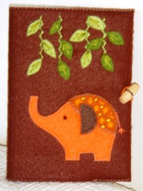 Elephant notebook kit
