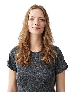Cheveux bruns Femme