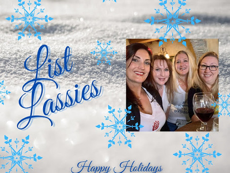List Lassies 2020 Holiday Gift List