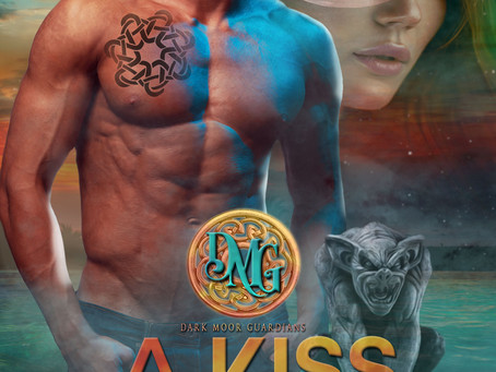 A Kiss of Stone is now available!