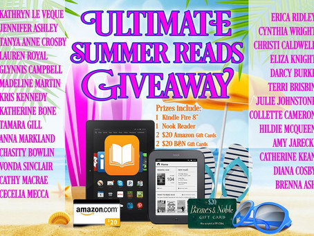 Ultimate Summer Reads Giveaway