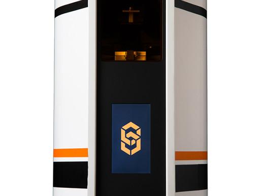 Structo Velox: stampante 3D che fa anche la post produzione dei modelli.