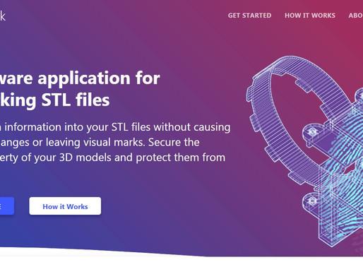 Una piattaforma web per proteggere il copyright dei propri file 3D.