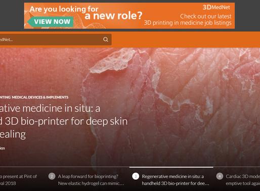 3DMedNet - Un sito web irrinunciabile per chi si interessa di 3D in medicina