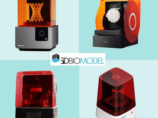 [GUIDA ALLA STAMPA 3D IN ODONTOIATRIA] Confrontiamo 4 stampanti 3D dedicate al settore dentale.