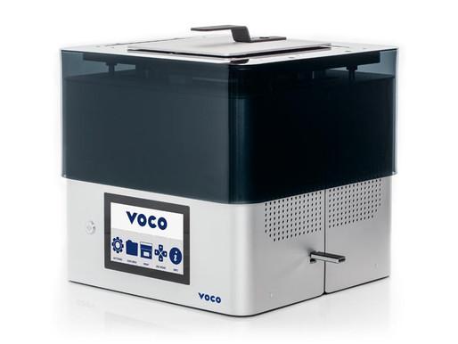 Stampanti 3D VOCO SolFlex per applicazioni dentali.