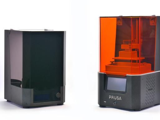 Prusa SL1: una nuova stampante DLP economica per il dentale.