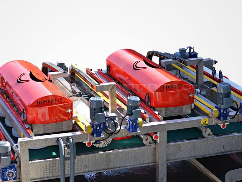 Otomatik Halı Yıkama Makinası