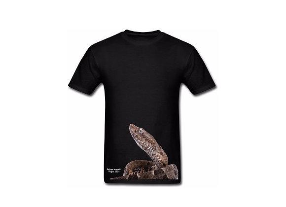 Camiseta com jararaca
