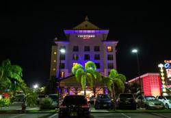 Front View Marriott