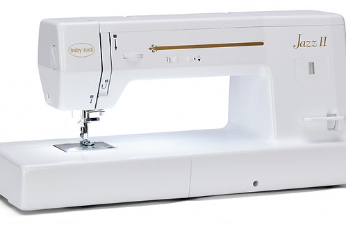 Jazz II Sewing and Quilting Machine