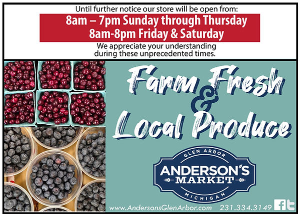 Farm Fresh and Local Produce - Andersons