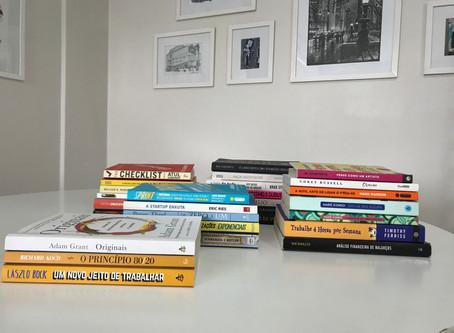 Meus livros favoritos de 2018, até agora