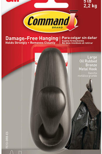 Large Oil Rubbed Bronze Forever Classic Hook