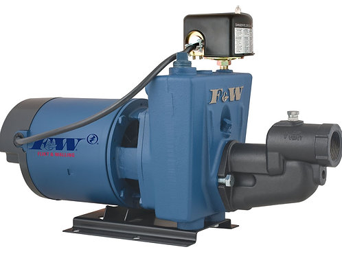 CPJ05S 1/2 HP Flint & Walling Shallow Well Pump