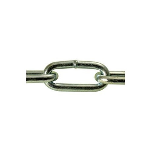 2/0 Straight Link Coil Chain