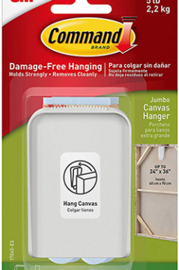 Jumbo Canvas Hanger