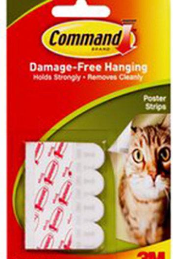 Poster Hanger Strips - 12/Card