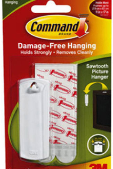 Sawtooth Picture Hanger