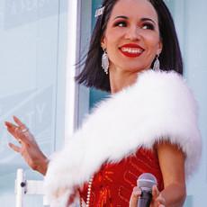 Holiday Jazz Singer Arizona Jackie Lopez