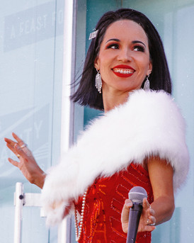 Holiday Jazz Singer Arizona Jackie Lopez