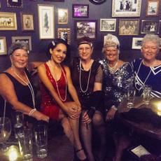 Jazz Singer & Flappers The White Rabbit Bar Arizona