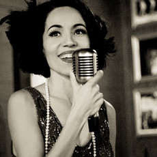 Vintage Jazz Vocalist Jackie Lopez