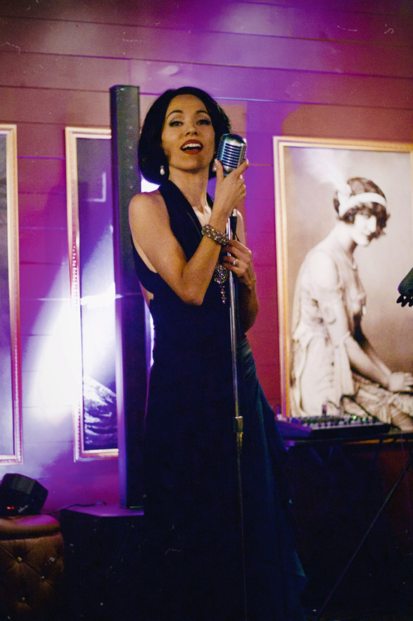 Wedding Jazz Singer Jackie Lopez