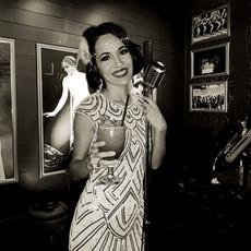 Arizona Speakeasy Singer Jackie Lopez