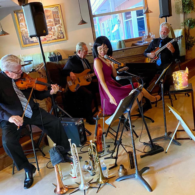Nuance Jazz Trio Live at La Locanda Scottsdale