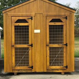 *BARGAIN BARN* 8X12 Dog Kennel - $4506.99