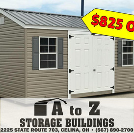 """The Arthur"" 10X16Vinyl Standard - Sale Price $5782.12 (Valid till Aug. 2)"