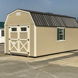 10x20 Painted Smart Barn - Sale Price $7634.02 (Valid until Aug. 2)