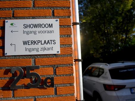 Vernieuwde winkel: volgend weekend opendeur