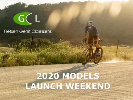2020 Models Launch Weekend