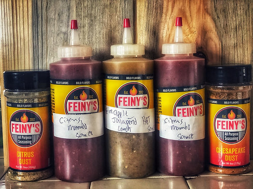 Feiny's Fix Five Pack