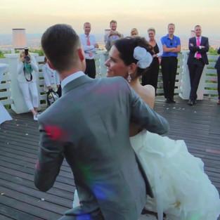 Eneth & Jeffrey Opening Dance