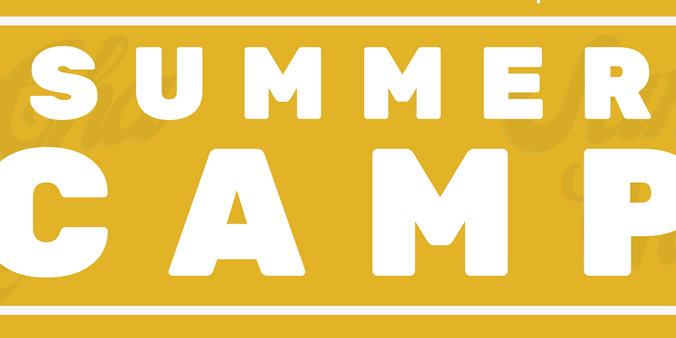 Summer Camp July 12-16