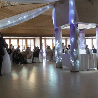 Zsanett and Oscar wedding dance