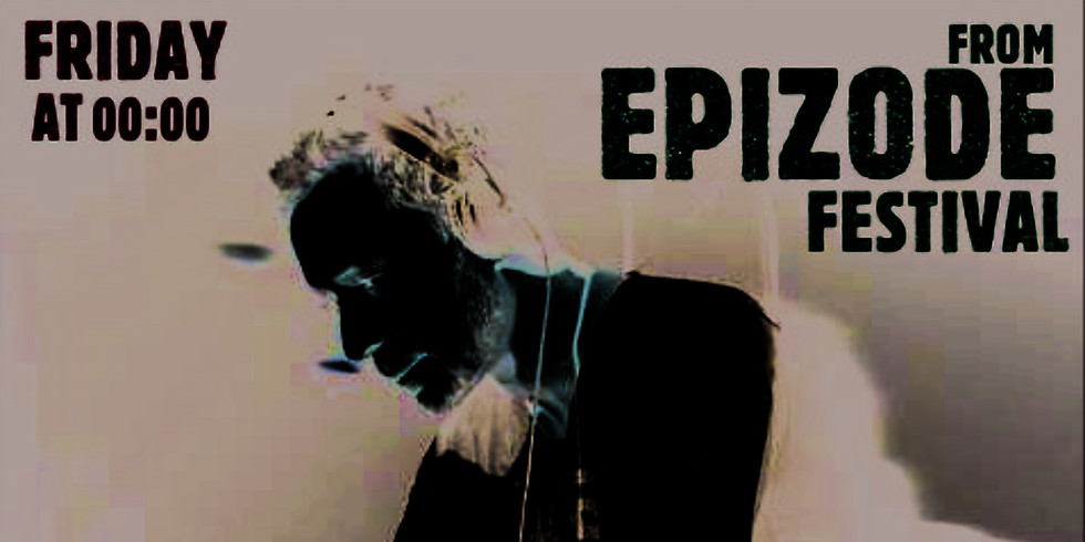 GUEST DJ FROM EPIZODE FESTIVAL, BATOORIN