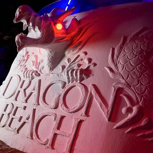 Moments from 17 Nov.__#dragonbeachbar #d