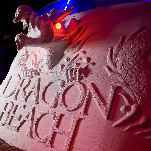 Moments from 17 Nov.__#dragonbeachbar #d