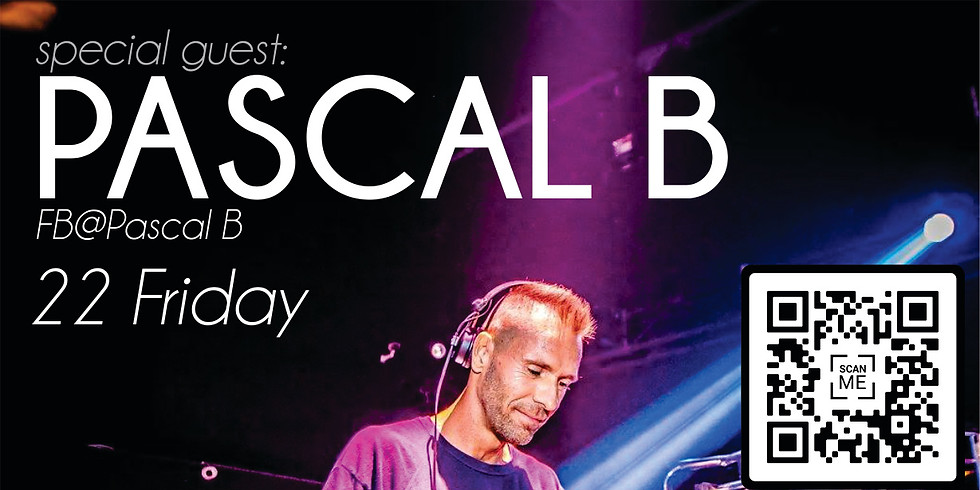 PASCAL B -  /GUEST DJ/