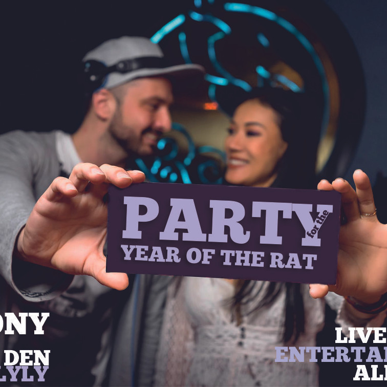 PARTY FOR THE YEAR OF THE RAT