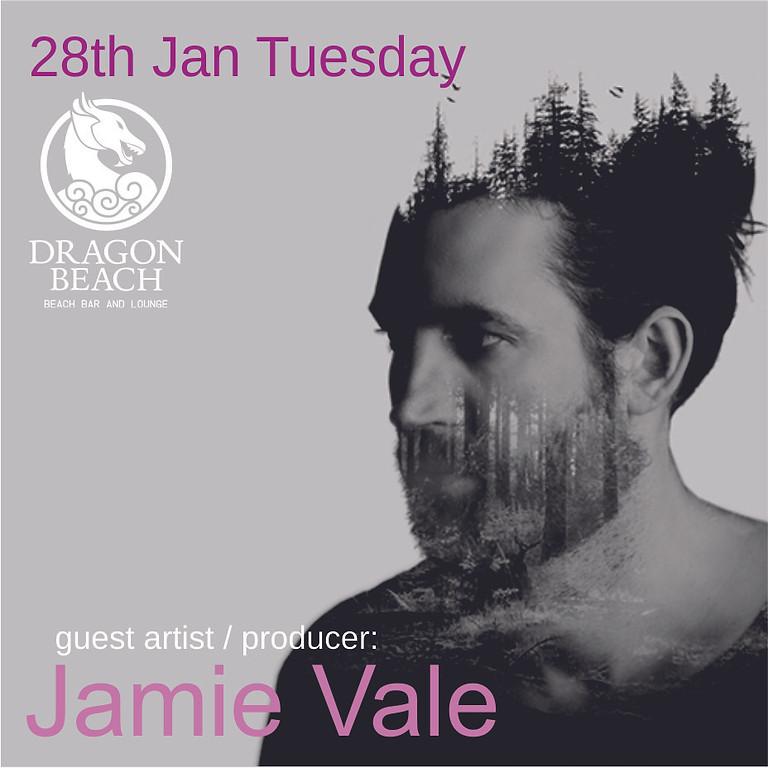 JAMIE VALE - GUEST DJ / PRODUCER (AU)